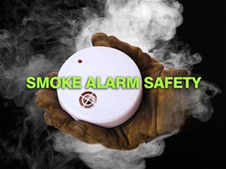 Time To Change Smoke Alarm Batteries!